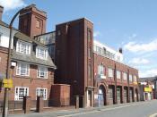 Joblink  - Rolfe Street, Smethwick (former fire station)