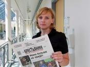 Irina Samochina, Verlegerin des