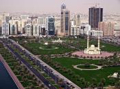 English: Sharjah, UAE