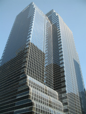 Citigroup Center building at 500 W. Madison St Chicago, IL, USA.