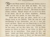 English: Begin of the German fairy tale Hansel and Gretel Deutsch: Anfang des Märchens Hänsel und Gretel