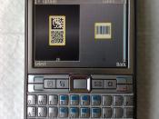nokia e61i upcode 1d 2d barcode reader