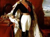 Portrait of Napoleon III (1808-1873)