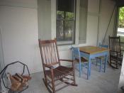 TL - Cabin1 Porch