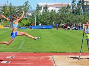Run faster, Jump higher