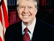 Jimmy Carter, former President of the United States.