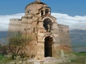 Bandeau pour le projet Monastères arméniens.