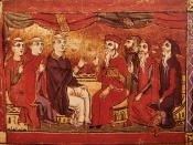 Debate between Catholics and Oriental Christians in the 13th century, Acre 1290.