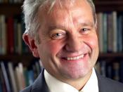 English: Sir Paul Maxime Nurse, PRS (born 25 January 1949) is a British biochemist.