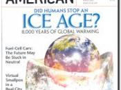 Issue of Scientific American