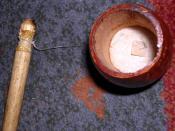 Malaysian small drum
