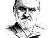 English: James Densmore, newspaper editor and typewriter promoter