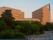 English: CLA Building and its complex at Cal Poly Pomona.