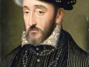 Henry II of France, whose death both Nostradamus and Gauricus are said to have predicted.