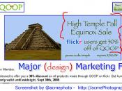 Papyrus Font - Major Marketing Design Failure by  Qoop.com - Typography