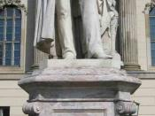 Deutsch: Statue von Helmholtz vor der Humboldt-Universität in Berlin