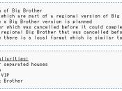 Big brother key
