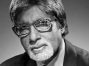 English: Amitabh Bachchan photographed by Studio Harcourt Paris Français : Amitabh Bachchan photographié par Studio Harcourt Paris Harcourt Paris
