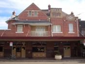 The Captain Cook Hotel, Botany Road
