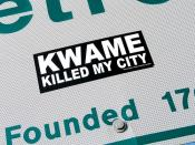 Detroit's Mayor Kwame Kilpatrick, Indicted... Convicted!... RESIGNS!