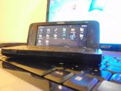 English: Nokia E90