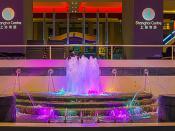 Fountain @ Portman Shanghai Centre