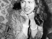 Philippa Schuyler, concert pianist