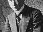 English: Alexander Kerensky, second prime minister of the Russian Provisional Government. Français : Alexandre Fedorovitch Kerensky Deutsch: Alexander Fjodorowitsch Kerenski