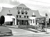 Waco Texas, 1939.