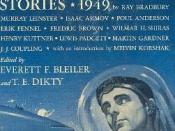 The Best Science Fiction Stories: 1949