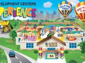 English: The Learning Experience® (TLE), child development centers throughout the United States: Our secure centers offer premier child care to children ages six weeks to five years: infants - toddlers - twaddlers - preppers - preschoolers - pre K - kinde