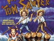 Box art of Adventures of Tom Sawyer