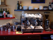 Espresso machine 1