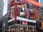 English: Hershey's Store in Times Square