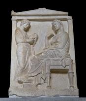 Kalliarista stele Rhodes