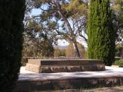General Bridge's Grave, Canberra, Australia