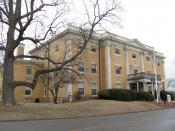 English: Administration Building, McLean Hospital, Belmont Massachusetts, March 2010