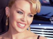 Français : Kylie Minogue at the Cannes Film Festival.