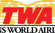 The final TWA logo