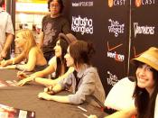 Natasha Bedingfield, The Veronicas, Kate Voegele!