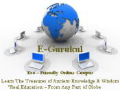 English: Ancient Scientific Knowledge Meets Modern Technology