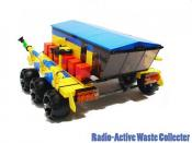 Radio-Active Waste Collecter