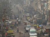 Delhi - Urban Air Pollution