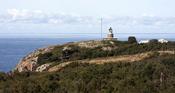 English: The lighthouse on Kullaberg in Scania, Sweden. Svenska: Kullens fyr i nordvästra Skåne.