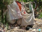 Sanitation facility in Mathare (Nairobi)