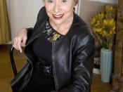 Julia Kristeva à Paris en 2008