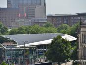 ZOB Bus Port, Hamburg
