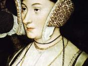 English: Margaret Roper, née More. Eldest daughter of Sir Thomas More. Detail from a family picture.