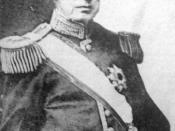 a Japanese man 徳川慶喜 (Yoshinobu Tokugawa)