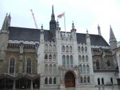English: The Guildhall, City of London